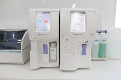 血球測定装置_CRP測定装置